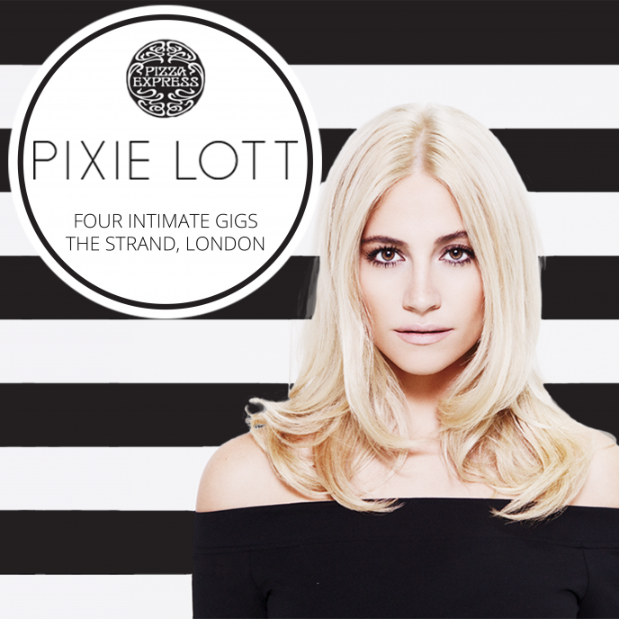 Pixie Lott Live at The Strand